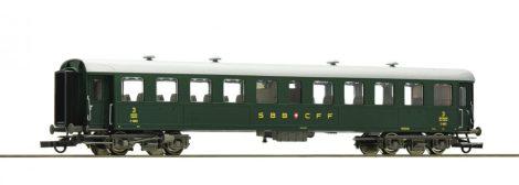 Roco 74528 Személykocsi, négytengelyes 3. osztály, SBB (E2-3) (H0)