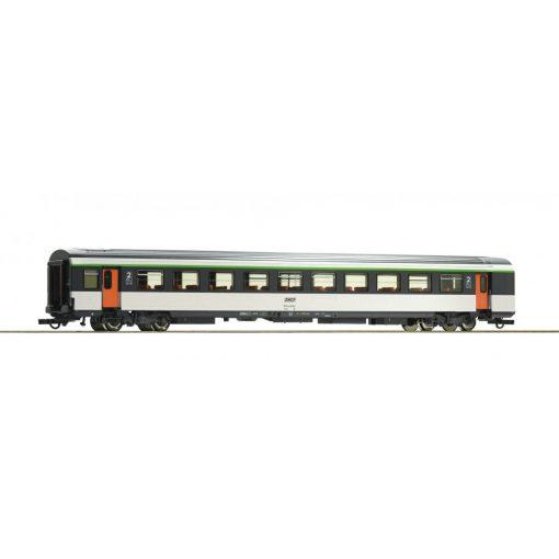 Roco 74532 Személykocsi, négytengelyes Corail B11tu típus, termes 2. osztály, SNCF (E4)