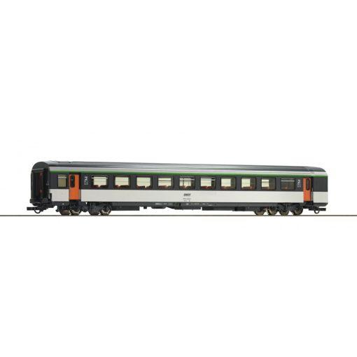 Roco 74533 Személykocsi, négytengelyes Corail B11rtu típus, termes 2. osztály, SNCF (E4)