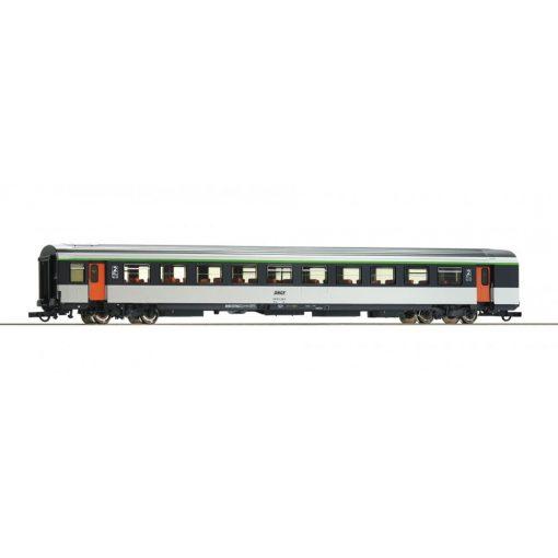 Roco 74534 Személykocsi, négytengelyes Corail B10tu típus, termes 2. osztály, SNCF (E4)