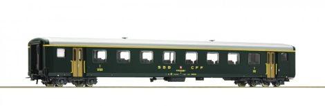 Roco 74560 Személykocsi, négytengelyes gyorsvonati EW II típus, 1. osztály, SBB (E4)