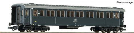 Roco 74604 Személykocsi, négytengelyes Bz típus, 2. osztály, FS (E4) (H0)