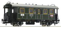 Roco 74900 Személykocsi, 2./3. osztály, K.Bay.Sts.B. (E1) (H0)