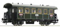 Roco 74901 Személykocsi, 3. osztály, K.Bay.Sts.B. (E1) (H0)