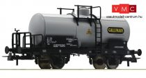 Roco 76303 Tartálykocsi fékállással, FS (E4) (H0)