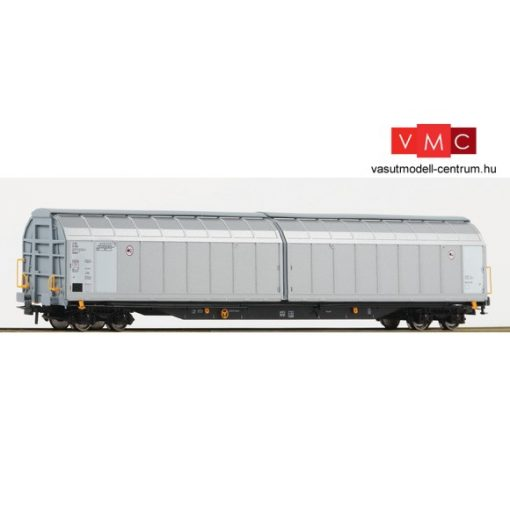 Roco 76484 Eltolható oldalfalú négytengelyes teherkocsi, Habbins, SNCF (E5)