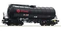 Roco 76542 Tartálykocsi fékállással, négytengelyes Zaes, Ermewa (E6) (H0)
