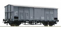 Roco 76600 Fedett sátortetős teherkocsi, Ghks-w, FS (E4) (H0)