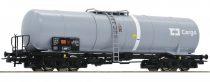 Roco 76699 Tartálykocsi fékállással, négytengelyes Zacns, CD Cargo (E6) (H0)