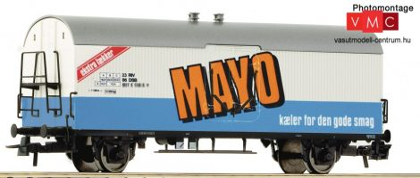 Roco 76710 Hűtőkocsi, Iblps, Mayo, DSB (E4) (H0)