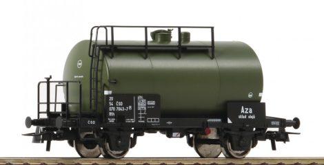 Roco 76781 Tartálykocsi fékállással, Rth, CSD (E4)