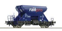 Roco 76849 Önürítős kőszállító teherkocsi, Fccpps, Railpro (E6)