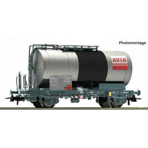 Roco 76972 Tartálykocsi fékállással, Avia, SBB (E4-5)