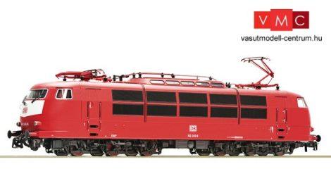 Roco 78287 Villanymozdony 103 240 mit Kamera, DB AG