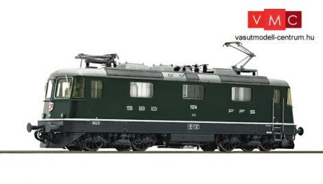Roco 79255 Villanymozdony Re 4/4??, SBB