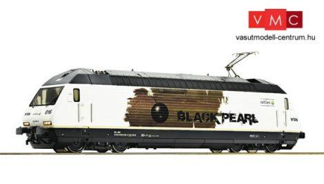 "Roco 79277 Villanymozdony 465 016 ""Black Pearl"", BLS"