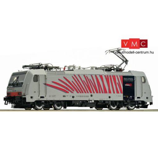 Roco 79319 Villanymozdony BR 186 Railpool / Rail Traction Company (RTC) (E6) (H0) - AC / Sound