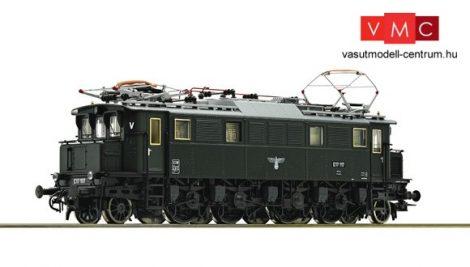 Roco 79559 Villanymozdony E 17 117, DRB