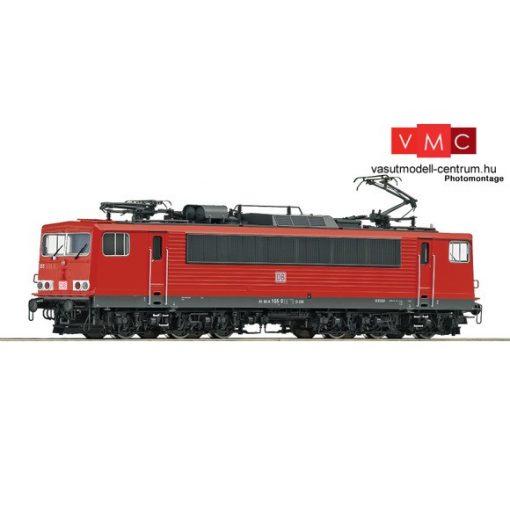 Roco 79619 Villanymozdony BR 155, DB AG
