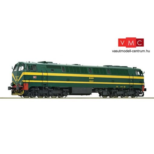 Roco 79691 Dízelmozdony Serie 333, RENFE