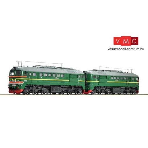Roco 79795 Dízelmozdony 2M62, RZD