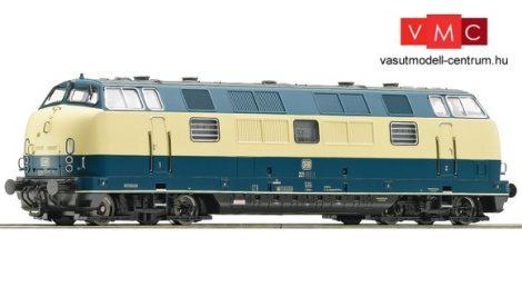 Roco 79823 Dízelmozdony BR 221, DB