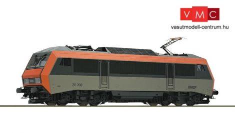 Roco 79856 Villanymozdony BB 26008, SNCF