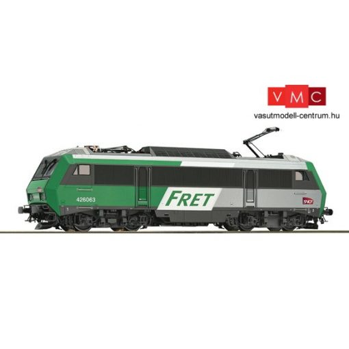 """Roco 79862 Villanymozdony BB26000, """"FRET"""", SNCF"""