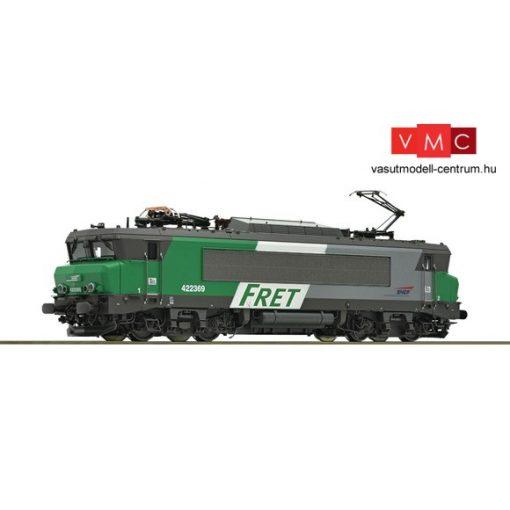 """Roco 79884 Villanymozdony BB 422369 """"FRET"""", SNCF"""