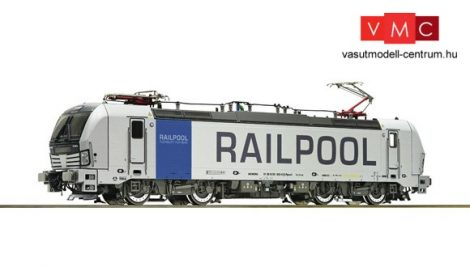 Roco 79916 Villanymozdony BR 193, Railpool