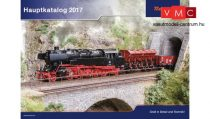 Roco 80117 Termékkatalógus 2017/2018, német nyelven