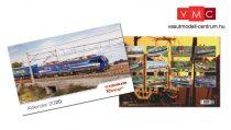 Roco 80691 Naptár 2020 Roco/Fleischmann