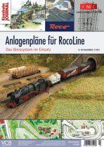 Roco 81390 Pályaterv füzet Roco Line sínrendszerhez (H0)
