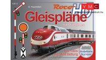 Roco 81394 Roco Line páyatervek H0 - német nyelven