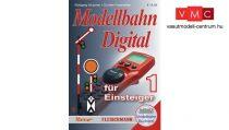 Roco 81395 Digital für Einsteiger 1 - német nyelvű kézikönyv