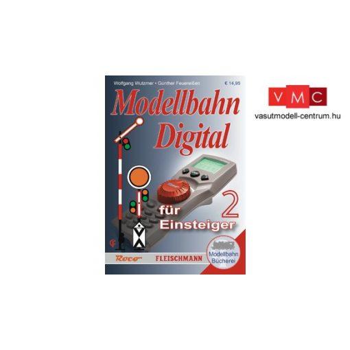 Roco 81396 Digital für Einsteiger 2 - német nyelvű kézikönyv