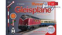 Roco 81397 Roco geoLine pályatervek H0 - német nyelven