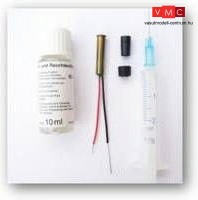 Seuthe 60016 (Nr. 12) Füstgenerátor csomag, 16-22 V, 70 mA