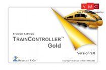 TrainController™ 9 Gold - Vonatvezérlő szoftver (profi)