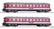 Tillig 1011 Dízel motorvonat vezérlőkocsi-pár, BR 195 (E4) (TT)
