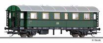 Tillig 13007 Személykocsi, 1.osztály, DR, Donnerbüchse (TT)