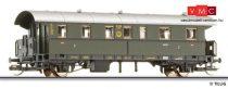 Tillig 13015 Személykocsi, 2/3.osztály, DRG, Donnerbüchse (TT)