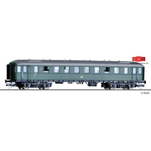 Tillig 13352 Személykocsi, négytengelyes sebesvonati B4ü, 2. osztály, DR (E3) (TT)