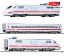 Tillig 1369 Nagysebességű villamos motorvonat, ICE-S Messzug, 2. osztályú betétkocsival, D