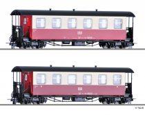 Tillig 13991 Személykocsi-pár, négytengelyes HSB (E5) (H0m)