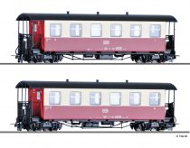 Tillig 13992 Személykocsi-pár, négytengelyes HSB (E5) (H0m)