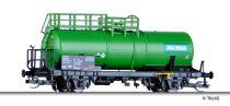 Tillig 14972 Vegyianyagszállító tartálykocsi, On Rail GmbH (E6)