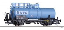 Tillig 14977 Vegyianyagszállító tartálykocsi, Zs, VTG AG (E6) (TT)