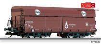 Tillig 15213 Önürítős négytengelyes teherkocsi, DB, EVA (TT)