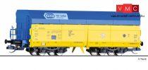 Tillig 15299 Önürítős négytengelyes teherkocsi, Falns, PKP Cargo (E5) (TT)